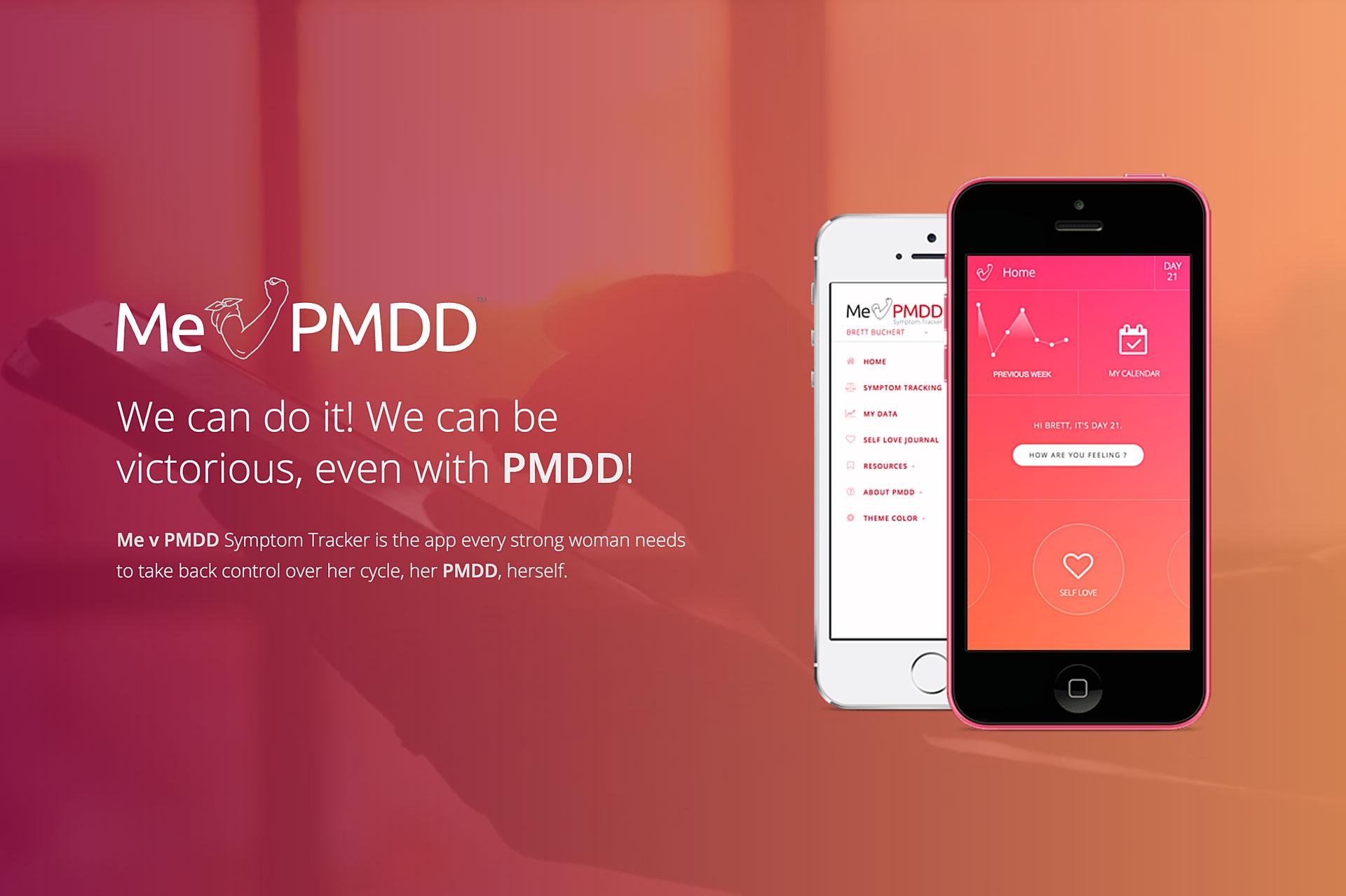 Me v PMDD - Symptom Tracker